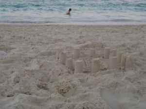 Someone else's sand city