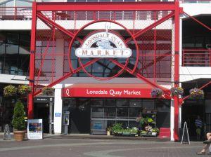 Lonsdale Quay Market
