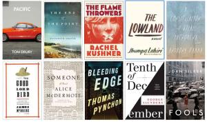 The ten fiction entries.